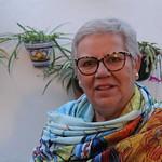 Dolores Álvarez, maestra jubilada, bloguera.